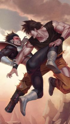 Goku vs Vegeta, vs Vegeta Dragon Ball is a Japanese manga series written and illustrated by Akira Toriyama. Originally serialized in Weekly Shōnen Jump magazine . Dragon Ball Gt, Fan Art, Realistic Dragon, Goku Vs, Goku Super, Fanarts Anime, Animes Wallpapers, Live Action, Statues