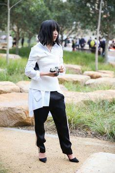 Beyaz Gömleklerden Küçük Kombin Sırları - Fotoğraf 1 - InStyle Türkiye