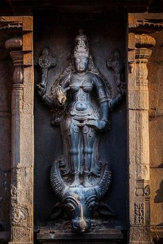 Lakshmi - The Hindu Goddess of Wealth- Hinduism India ॐ