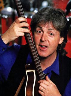 Paul McCartney At Fifty