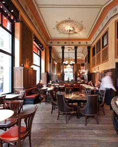 Centrál Kávéház, 100years old cafe/coffee house/restaurant