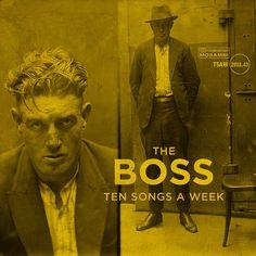 The Boss | Designer: Jean Mosambi - http://jeanmosambi.com