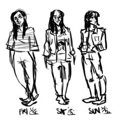 very sketchy ootds yay