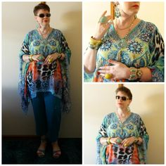 JDS - MY STYLE: ebay kaftan, Millers pants - details on the blog
