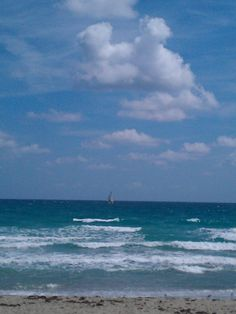A day at the beach in Jupiter, FL (my mobile office).