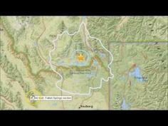 ALERT! Yellowstone Super Volcano M3.7 Earthquake