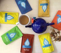 TeaTap, le thé avec des gros bouts dedans