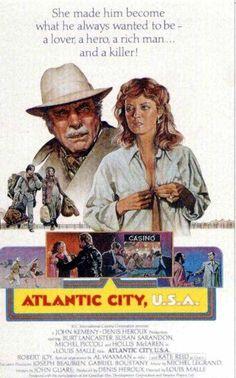 Atlantic City -  Louis Malle - 1981