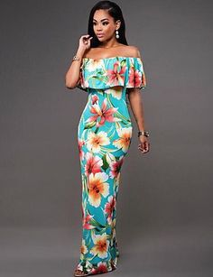 d67d80ba7a9 74 Best Summer maxi dresses images in 2019