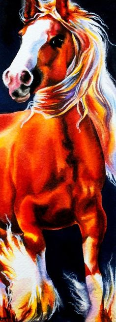 Like a Rusty Faucet Original art painting by Crystal Cook - DailyPainters.com