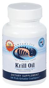 krill oil allergy shellfish