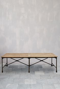 Table de tapissier
