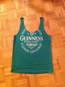 DIY Damsels: Make a Tank Top from a Guy's T-shirt ~ I'm doing this to several shirts!