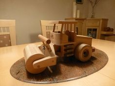 the road roller for small builders