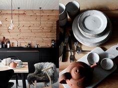 MY WORK: SISUSTUSSUUNNITTELIJANA MESSUTALO HONKA INK Vielä muutama yö aikaa ja sitten pitkän työprojektin tulos on nähtävillä. Mikkelin... Kitchen Styling, Log Homes, Kitchen Appliances, Ink, Modern, House, Inspiration, Design, Chestnut Hill