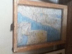 Map+old window
