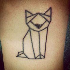 (2) fox tattoo | Tumblr