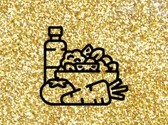 GOLDEN +1 - Google Drive Iphone Logo, Iphone Icon, Instagram Logo, Instagram Story, Stussy Wallpaper, Black And Gold Aesthetic, Gold App, Iphone App Design, Google Drive