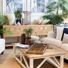 Loving this coastal look in our Collaroy store.