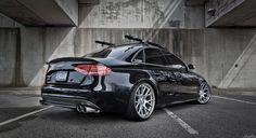 #Audi_S4_B8 #Stance #Lowered #Modified