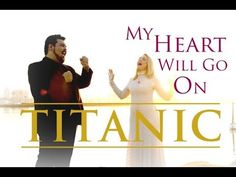 Titanic Theme Song - My Heart Will Go On by Celine Dion - Duet by Evynne Hollens & Mario Jose Amazing Music, I Love Music, Kinds Of Music, Good Music, Peter Hollens, 20 Year Anniversary, Gothic Rock, Celine Dion, Greatest Songs
