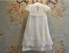 With a beautiful vintage inspired look they are perfect for any little girl and occasion! You will fall in love with this super chic feminine dress made in gorg