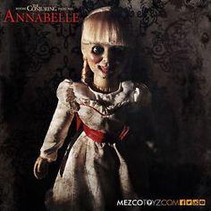 Conjuring - Die Heimsuchung Replik Puppe Annabelle 46 cm