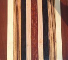 My uncle makes the most stunning cutting boards.