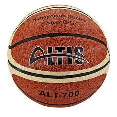 Altis Alt-700 Super Grip Basketbol Topu - Size:7  Üst Materyal: Sünger kauçuk  Katman: Naylon  Astar: Çift katmanlı poly bütil astar & doğal kauçuk alaşımı - Price : TL50.00. Buy now at http://www.teleplus.com.tr/index.php/altis-alt-700-super-grip-basketbol-topu.html