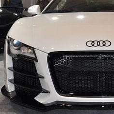 Audi R8 Concept Close-Up