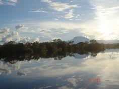 Viaje a Yutaje, Manapiare, Amazonas