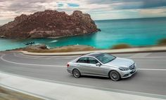 Cool Mercedes: 2014 Mercedes-Benz E-class: Loads More Gadgets, Cleaner Styling - Official Photo...  Mercedes