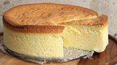 In this episode of Laura in the Kitchen Laura Vitale shows you how to make Japanese Cotton Cheesecake!