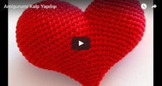Amigurumi Kalp Nasıl Yapılır?