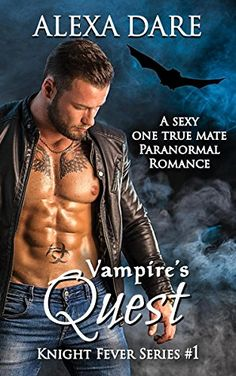 As are each book in the Knight Fever Series, Vampire's Quest is a standalone romance featuring a Dark Knight created to battle the evil that rose up against the Kingdom of Camelot and a member of a modern-day coven of supernaturally talented women.