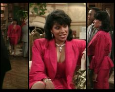 Phylicia Rashad~ Claire Huxtable, Cosby Show Phylicia Rashad, The Cosby Show, 90s Outfit, Vintage Black, Vintage Style, Beautiful Black Women, Boss Lady, Vintage Fashion, Classic Fashion