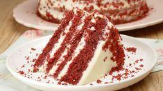 Cook'n Enjoy | Bolo Red Velvet Bolo Red Velvet Receita, American Food, American Recipes, Tiramisu, Ethnic Recipes, Album, Cakes, Delicious Recipes, Yummy Recipes