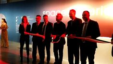 L'architetto Stefano Boeri inaugura ufficialmente space&interiors