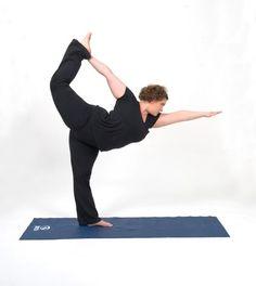 Big asana yogini. Real bodies. Body positive yoga for all sizes. Perfect plus size pose.