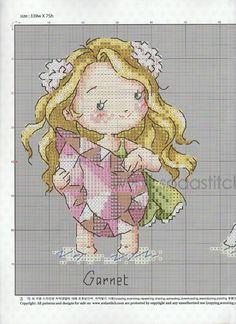 Cross Stitch Gallery, Cross Stitch Patterns, Teddy Bear, Anime, Fictional Characters, Cross Stitch Embroidery, Toddler Girls, Alphabet, Punto De Cruz