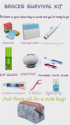 Braces Food, Braces Tips, Dental Braces, Teeth Braces, Dental Care, Life Hacks Deutsch, Braces Problems, Cute Braces Colors, Brace Face
