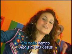 Aline Barros e Cia - Sim, Jesus (legendado)