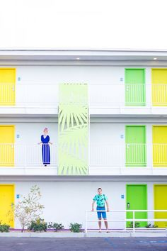 #SaguaroColorHunt: A Colorful Couple's Getaway!   Studio DIY®