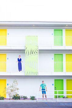 #SaguaroColorHunt: A Colorful Couple's Getaway! | Studio DIY®