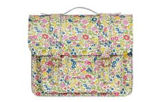 "Dr. Martens × LIBERTY | 15"" Leather Satchels"