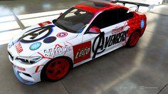 #Forzamotorsport6 #Design #LEGOMarvelAvengers logo #xboxone