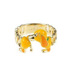 Slinky Dog Ring Disney Store Japan