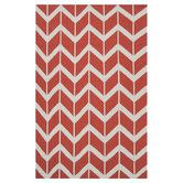 Found it at Wayfair - Fallon Poppy Red Area Rug
