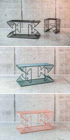 reinis ducmanis has created a multifunctional furniture inspired by inkblot tests