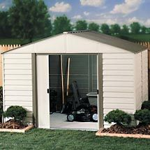 Walmart: Arrow Vinyl Milford High Gable Steel Shed, 10x8